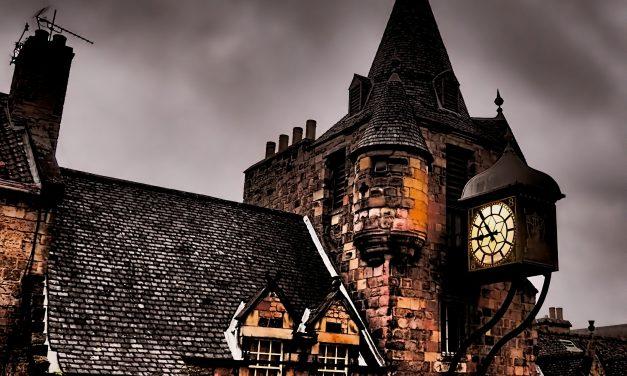 Spectral Terrors in Edinburgh's Tolbooth Tavern