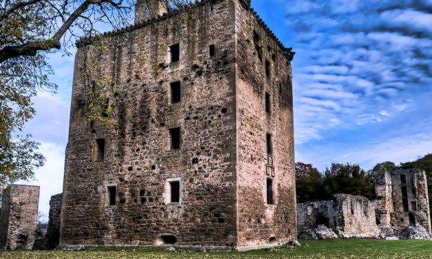 Scotland's Most Haunted:  Spynie Palace