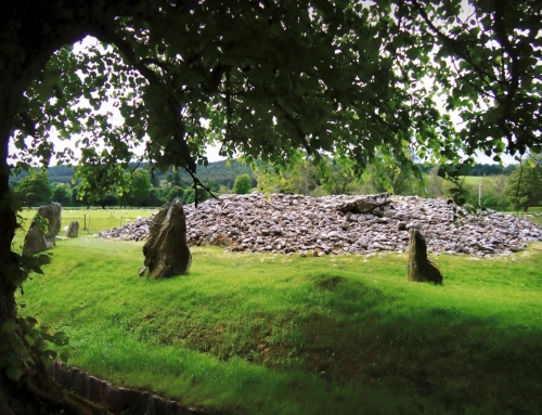The Curse of Clava Cairns