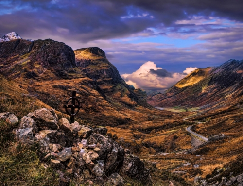 Haunted Scottish Highlands: The Massacre at Glencoe