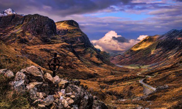 Haunted Scottish Highlands: The Massacre at Glencoe