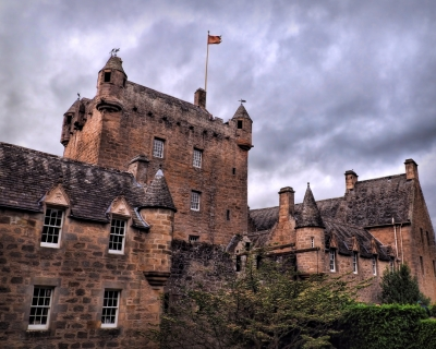 Haunted Cawdor Castle