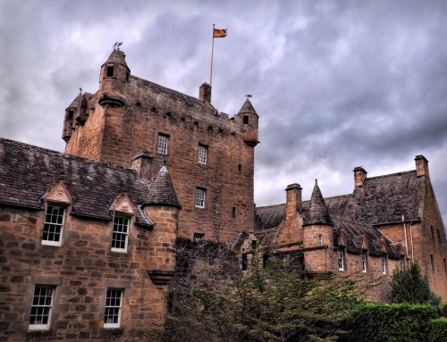 Haunted Scottish Highlands: Cawdor Castle