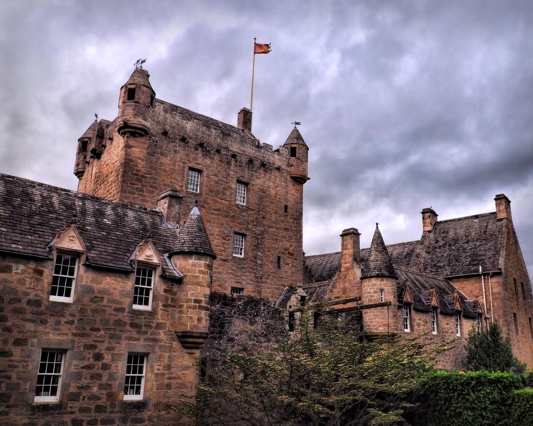 Haunted Cawdor Castle