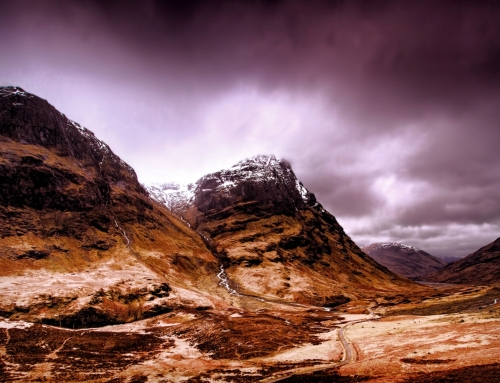 Haunted Scottish Highlands: The Massacre of Glencoe