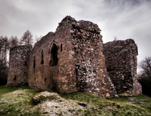 Haunted Scottish Highlands: The Handless Wraith of Rait Castle