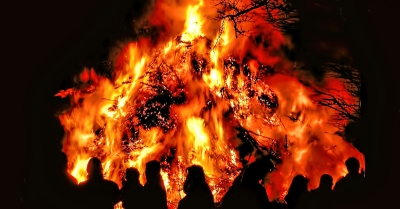 Janet Horne was the last witch burned in Scotland.