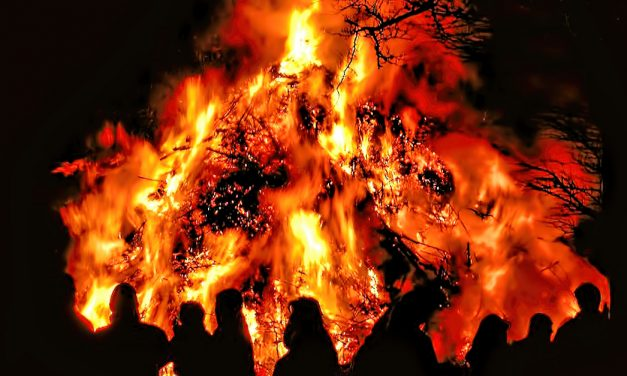 Haunted Scottish Highlands: Janet Horne–The Burning of the Last Witch in Scotland