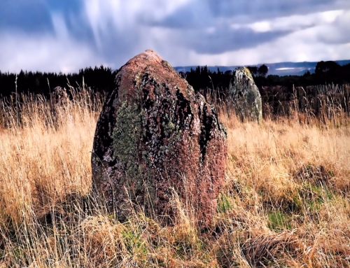 The Deil Stanes: Urquhart's Recumbent Stone Circle