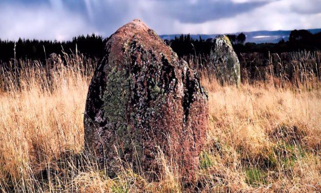 The Deil Stanes: Urquhart's Recumbent Stone Circle