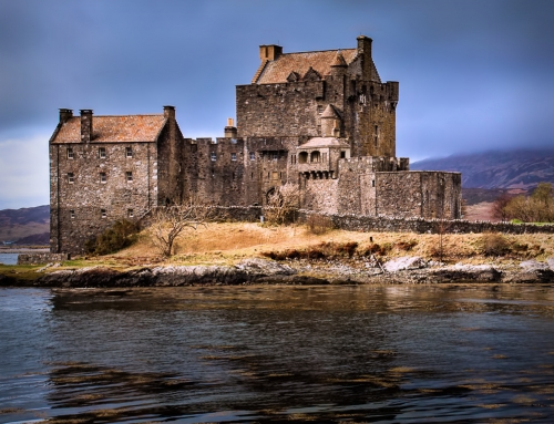 Haunted Scottish Highlands: Eilean Donan