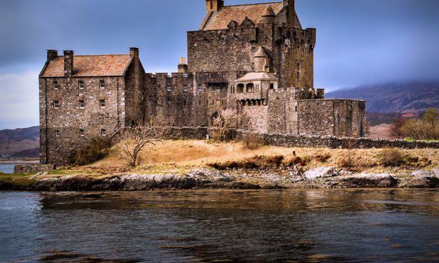 Haunted Scottish Highlands: Eilean Donan