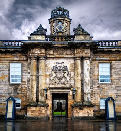 Haunted Holyrood Palace