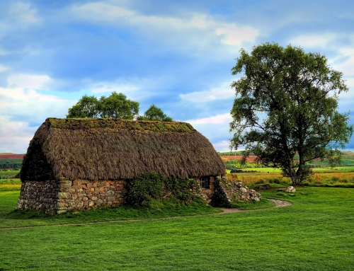 Haunted Scottish Highlands: Culloden Battlefield