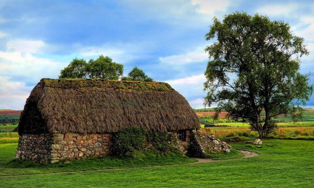 Haunted Scottish Highlands: Culloden Battlefield