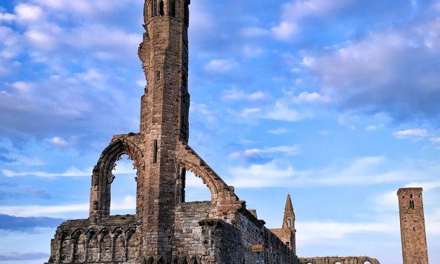 Saint Andrew: The myth behind the man who became Scotland's Patron Saint