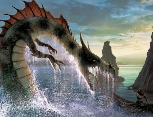 Stoor Worm: Orkney's Dragon