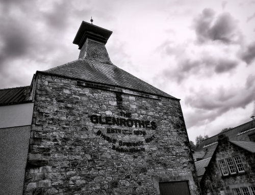 Speyside's Most Haunted Distillery:  Ghost of Byeway and The Glenrothes