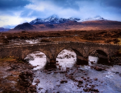 The Top 6 Spooky Hotspots in Haunted Skye