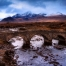 Enchanged waters under Sligachan Bridge, Haunted Skye