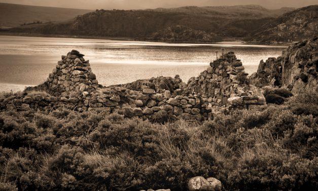 Badanluig: the Lost Village in The Scottish Highlands
