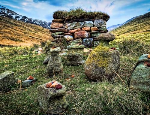 Halloween Origins: Samhain and the Cailleach