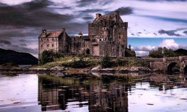 Spooky Scotland's Guide to the Scotland's Haunted Highlands and Islands