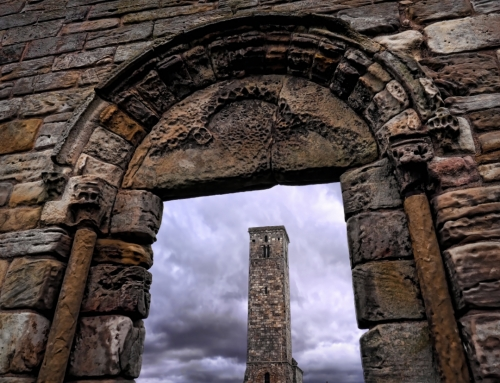 Haunted Saint Andrews Cathedral: Saint Andrews Cathedral and the Chamber of Corpses: From Friendly Friars to Sinister Spectres