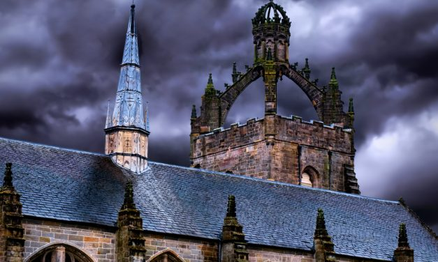 Sacrist Downie: A Tale of Revenge and Death at Aberdeen University.