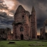 Arbroath Abbey where the Declaration of Arbroath was signed.
