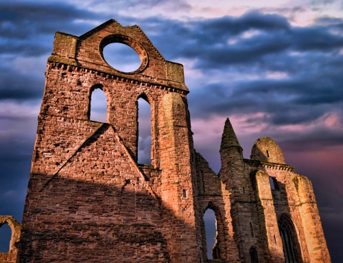 The Stone of Destiny: The Holy Grail of Scotland?