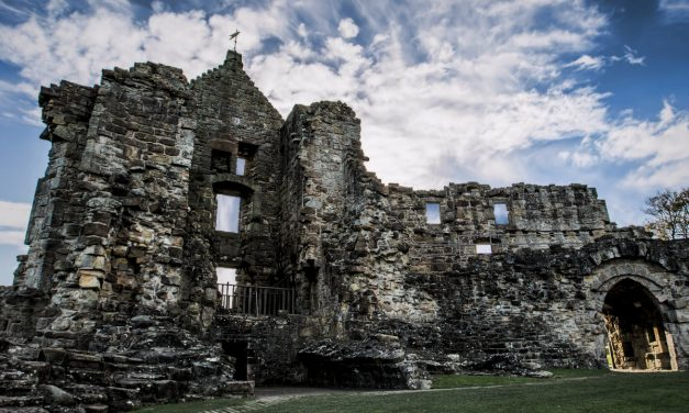 Cardinal Beaton: The Haunted Realm and Restless Spirits of Two Lovers Seperated in Death