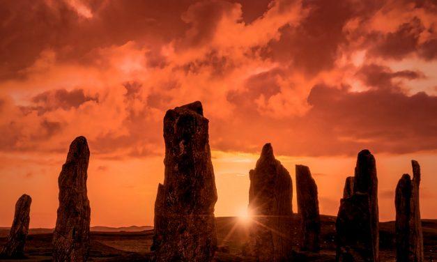 Calanais: The Sun, The Moon, The Goddess and The Stones