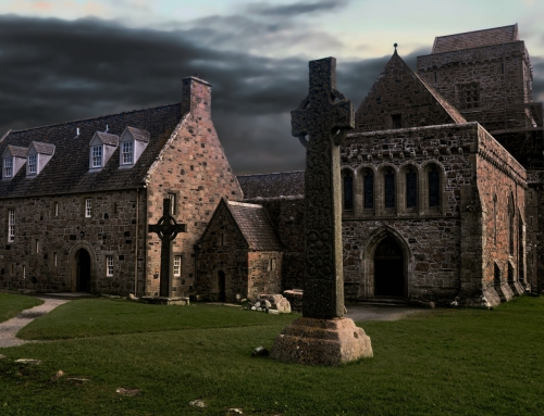 Saint Columba: The Man, the Myth, the Legend