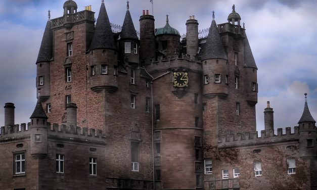 Janet Douglas: Witch, Poisoner or the Grey Lady of Glamis?