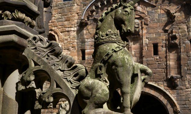 The Unicorn: The National Animal of Scotland